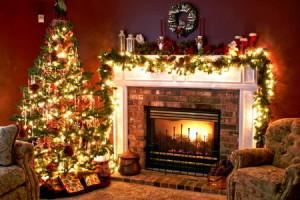 Christmas scene 3